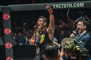 Aung La N Sang (© ONE Championship)