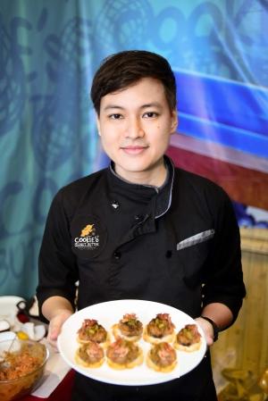 Chef Anton Amoncio