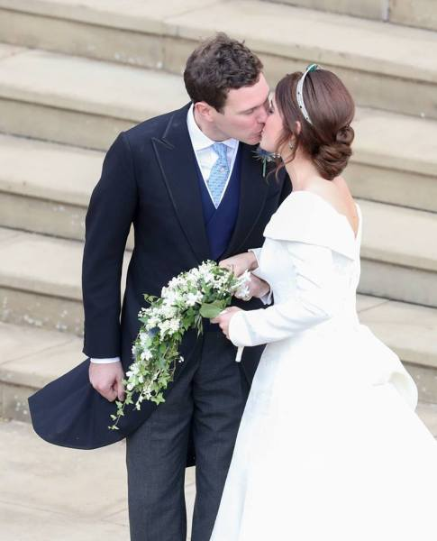 Jack Brooksbank, Princess Eugenie