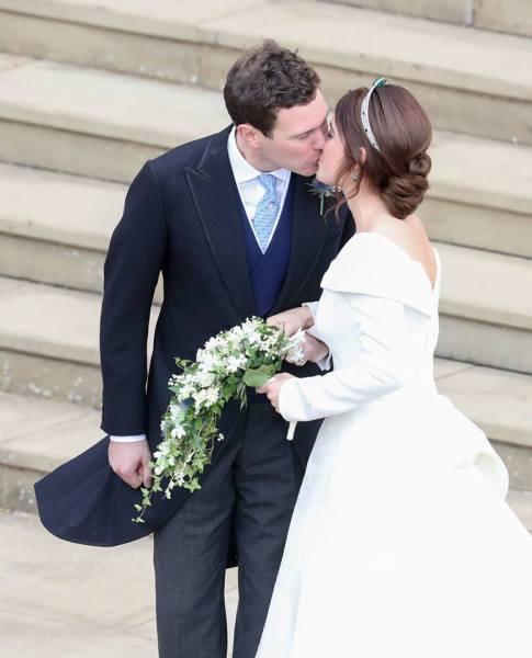 Jack Brooksbank, Princess Eugenie