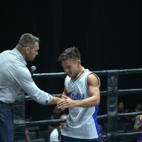 Filipino-Kiwi MMA fighter Mark Abelardo wins ONE Championship contract at 'Rich Franklin's ONE Warrior Series 3'