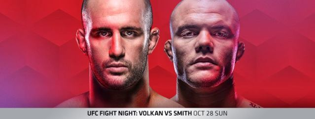 Volkan Oezdemir, Anthony Smith