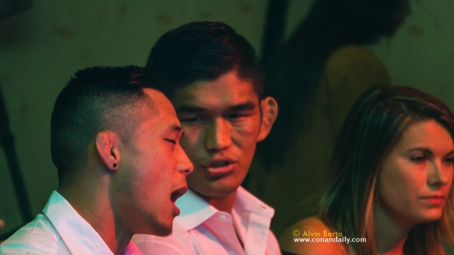 Martin Nguyen, Aung La N Sang (photo by Alvin Berto)