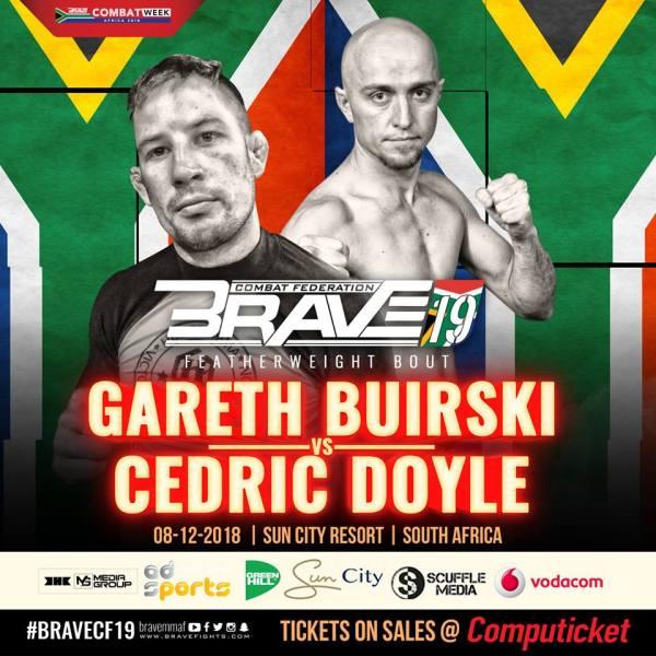 Cedric Doyle, Gareth Buirski