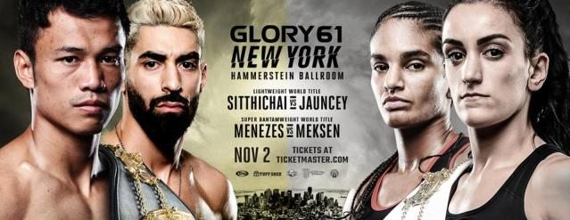 Glory 61: New York