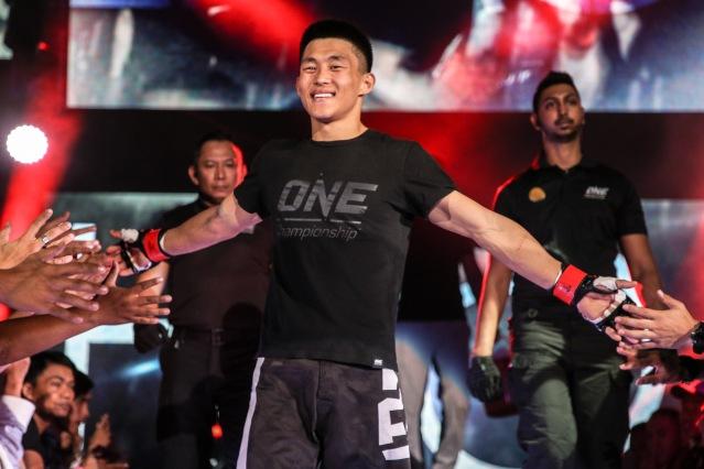 Zhao Zhi Kang (©ONE Championship)