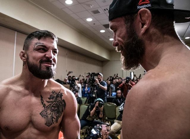 Mike Perry, Donald Cerrone