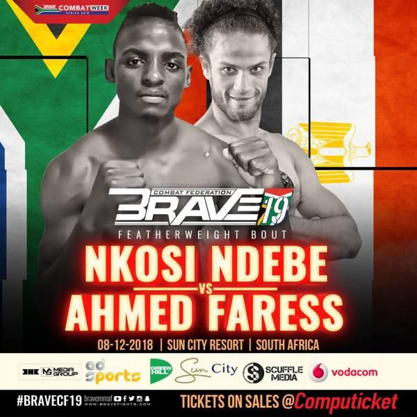 Nkosi Ndebele, Ahmed Faress