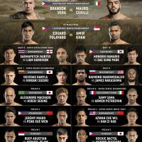 Brandon Vera, Eduard Folayang, Honorio Banario, Jeremy Miado, Rockie Bactol to represent Philippines at 'ONE: Conquest of Champions'