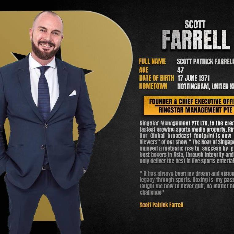 Scott Patrick Farrell