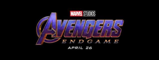 'Avengers: Endgame' poster