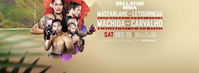 'Bellator 213' poster
