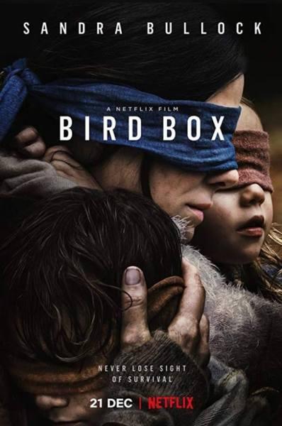'Bird Box' poster