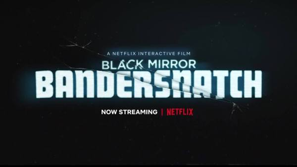 'Black Mirror: Bandersnatch' poster