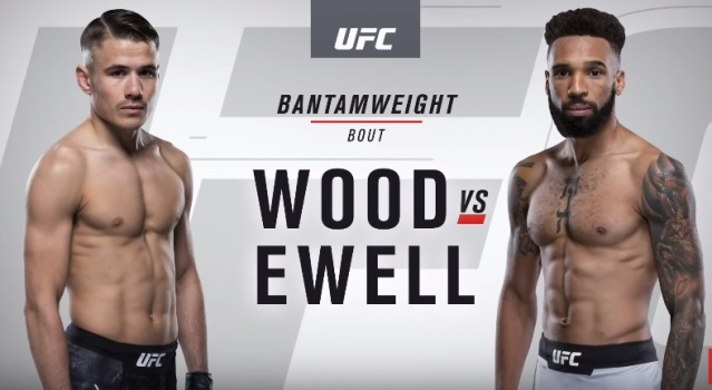 Nathaniel Wood, Andre Ewell