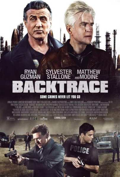 'Backtrace' poster