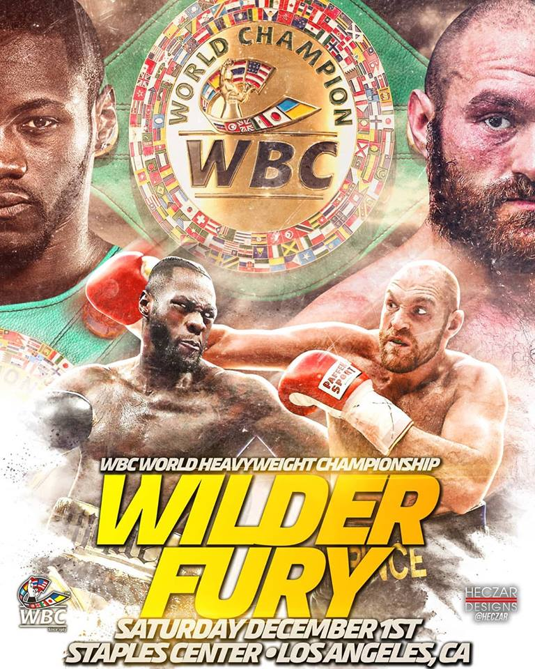 Deontay Wilder Vs. Tyson Fury Results: WBC Heavyweight