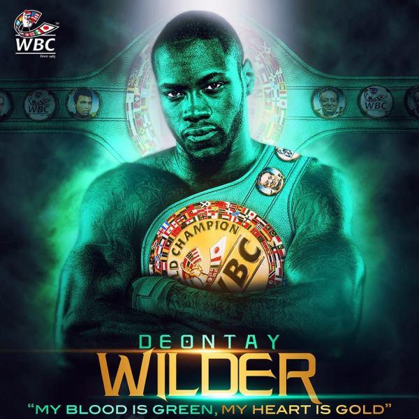 Deontay Wilder