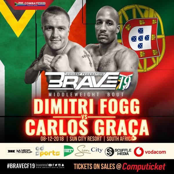 Dimitri Fogg, Carlos Graça