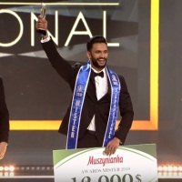 India's Prathamesh Maulingkar is Mister Supranational 2018