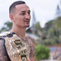 Waianae, Hawaii's Max Holloway keeps UFC Featherweight Championship belt, gives Brian Ortega first MMA loss