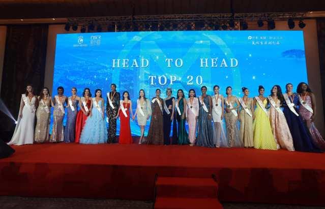 Miss World 2018 head-to-head challenge winners