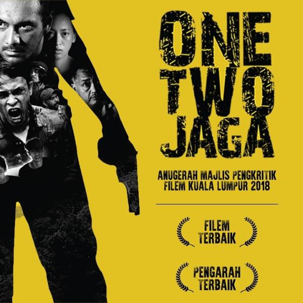 'Crossroads: One Two Jaga' poster