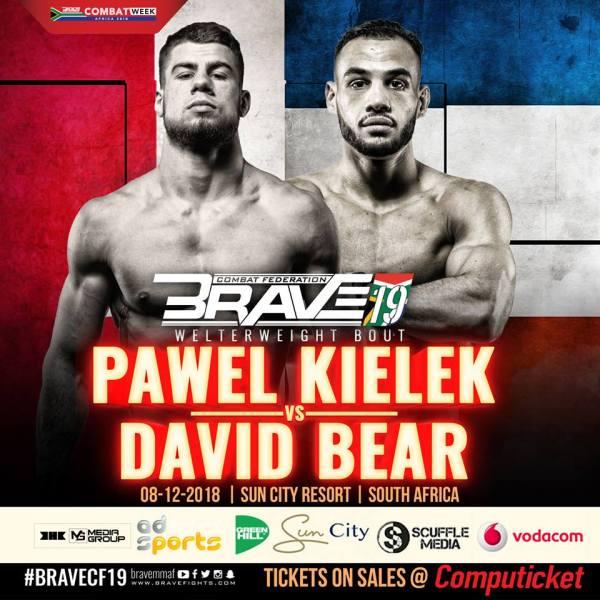 Pawel Kielek, David Bear