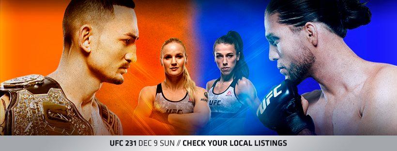 'UFC 231'
