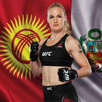 Lima, Peru's Valentina Shevchenko is new UFC Women's Flyweight Champion