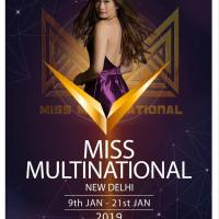 Complete list of Miss Multinational 2019 candidates