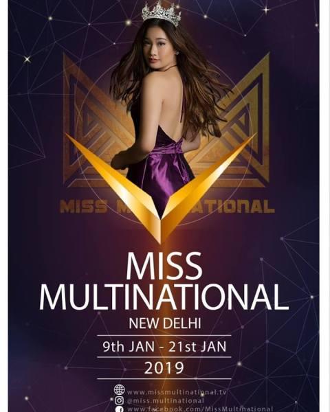 Miss Multinational 2019