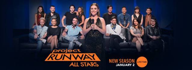 Project Runway All Stars Season 7