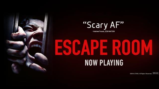 'Escape Room' poster