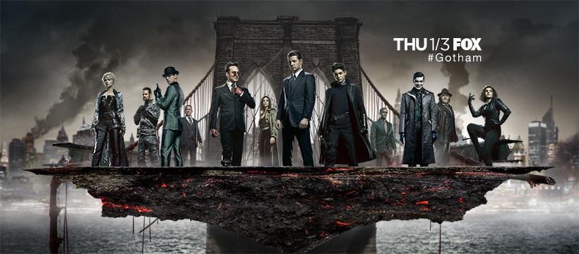 Resultado de imagem para Gotham 5