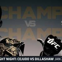 'UFC Fight Night 143' results: Henry Cejudo vs TJ Dillashaw, Greg Hardy vs Allen Crowder