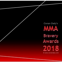 Conan Daily's MMA Bravery Awards 2018 nominees, online voting