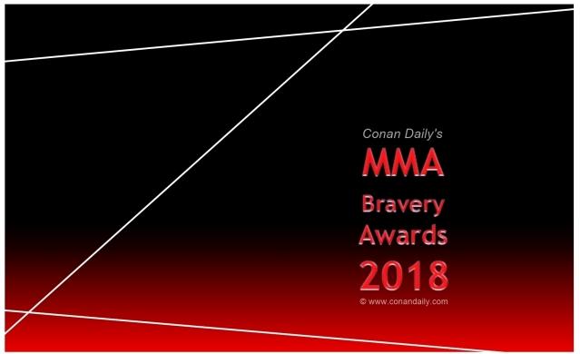 Conan Daily's MMA Bravery Awards 2018