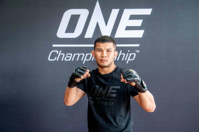 Nong-o Gaiyanghadao (© ONE Championship)
