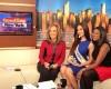 Rosanna Scotto, Catriona Gray, Lori Strokes