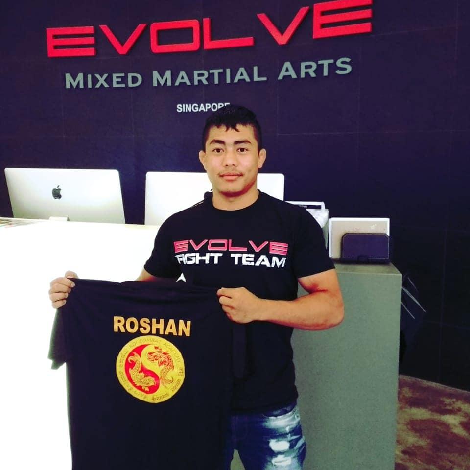 Roshan Mainam