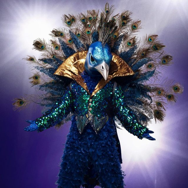 'The Masked Singer' Season 1 episode 7 recap: The Peacock sings 'Can't Feel My Face' by The Weeknd