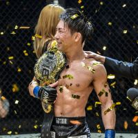 Japan's Yosuke Saruta is new ONE Strawweight World Champion