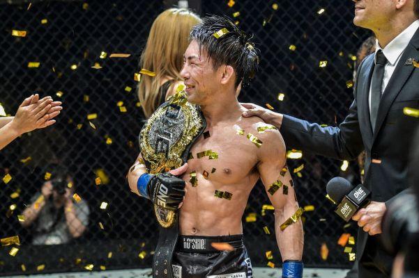 Yosuke Saruta (© ONE Championship)
