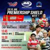 2019 JML Premiership Shield