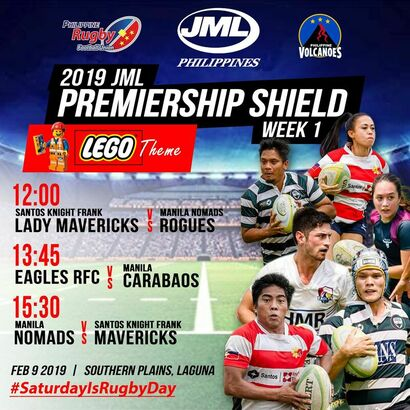 2019 JML Premiership Shield