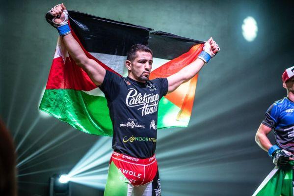 Abdul-Kareem Al-Selwady (© Brave Combat Federation)