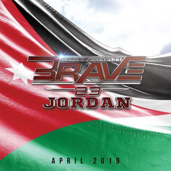 'Brave 23: Jordan'