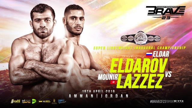 Eldar Eldarov, Mounir Lazzez