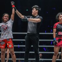 Team Lakay's Gina Iniong: Beating India's Asha Roka's at 'ONE: Fire and Fury' is the only thing on my mind